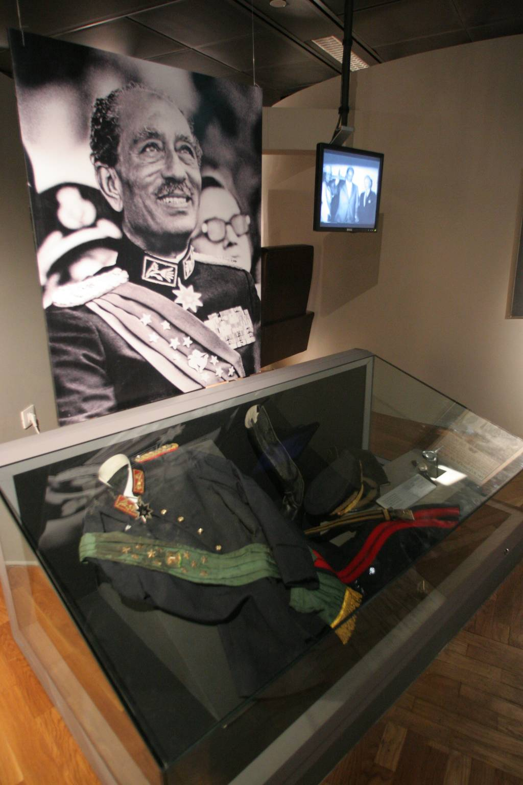 Sadat Museum Photo Gallery Bibliotheca Alexandrina