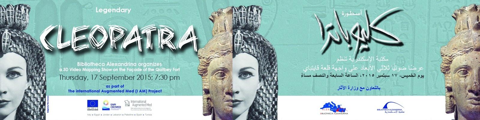 <i>Legendary Cleopatra</i>