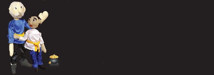 عرض مسرحي: «عقل وعلي بابا»