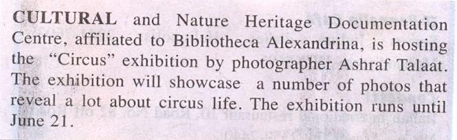 circus exhibition