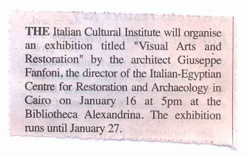 THE ITALIAN Cultural institute....