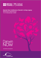 Darwin Now poster