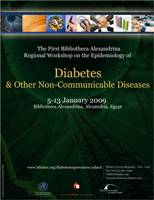 Diabetes &amp; Other Non-Communicable Diseases Workshop poster