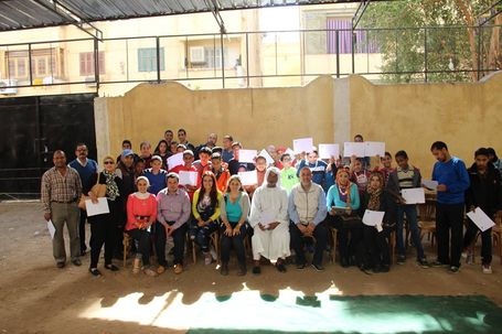 Arts in the Classroom - Aswan Workshop
