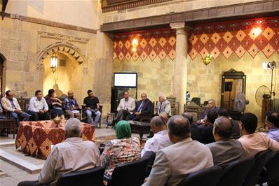 The Cultural Debates: A Vision for an Egyptian Cultural Policy (The 1st Workshop)