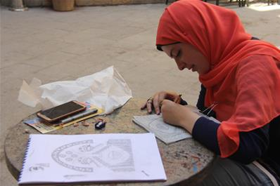 "The 7th Creativity Youth Forum - ""Visual Arts: Relief Printing Workshop (Linocut)"""