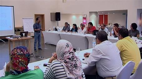 Building Perceptions and Developing Capacities in the Egyptian Cultural Fields - The 4th Workshop (Sharm el-Sheikh)
