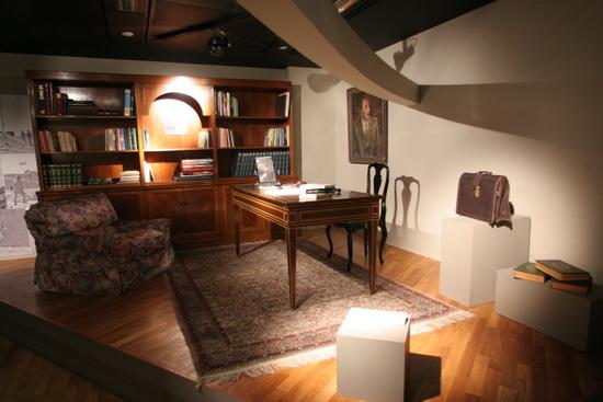 Sadat's Desk