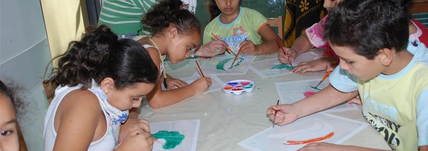 Child and Adolescent Creative Unit Summer Program