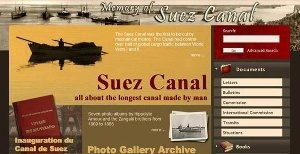 Memory of the Suez Canal