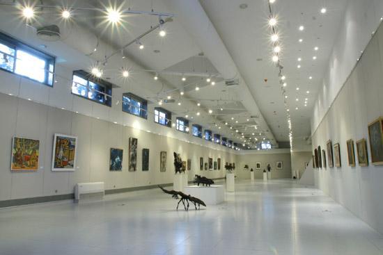 Salle d'Exposition Est