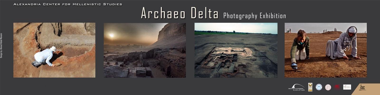 L'Archéologie du Delta : Exposition de photos