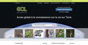 L'Encyclopédie de la Vie (EOL)