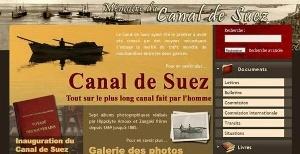 Mémoire du Canal de Suez