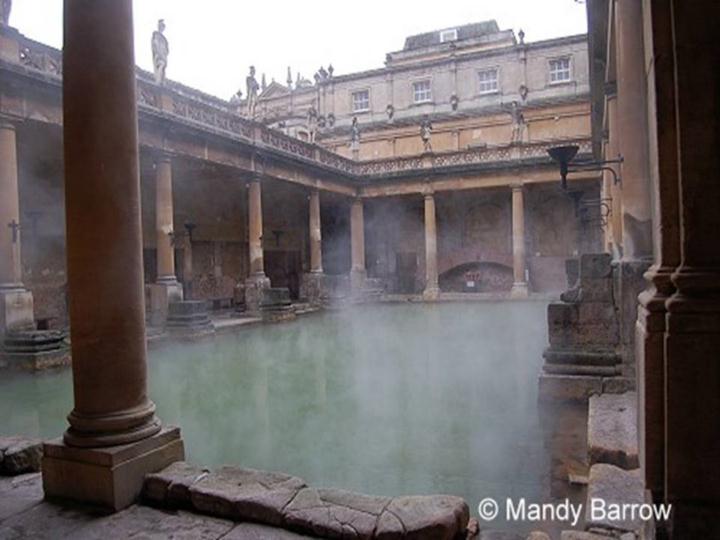 the roman baths at nimes essay