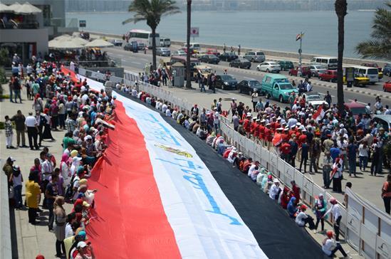 Célébrations de l'inauguration du canal de Suez