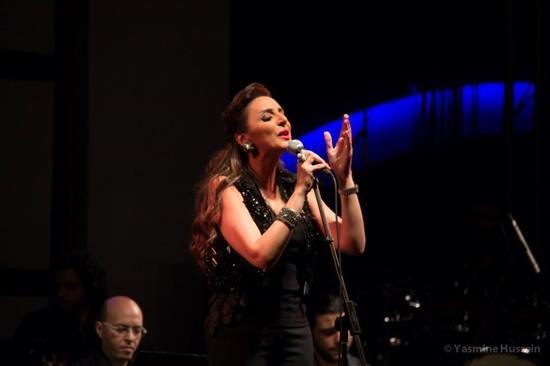 13e Festival international d'été - Concert d'Angham