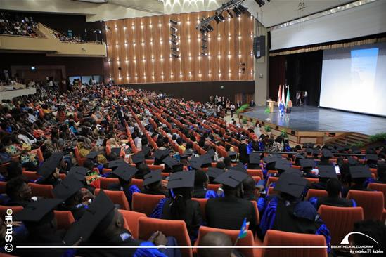 African Students Graduation Ceremony 2018