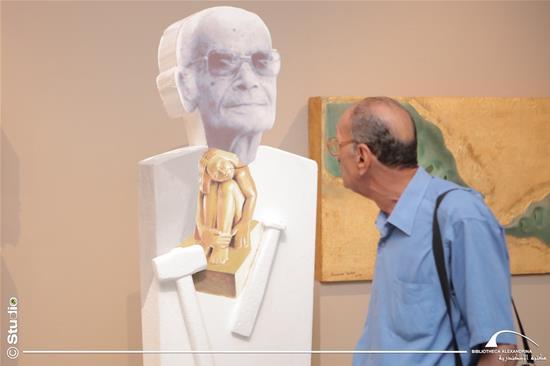 L'exposition « Alexandrie 3 000 : Cité de la sagesse, de la joie et de l'immortalité »