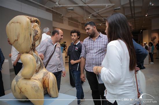 Adam Henein Award for Sculpture Exhibition - 3rd Round