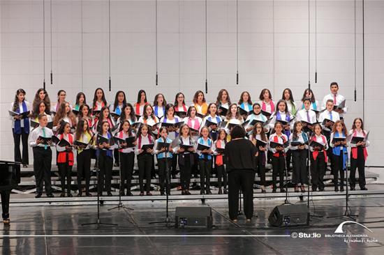 BA Children's Choir Concert 2019