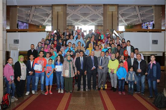 Arabic Calligraphy Competition Award Ceremony