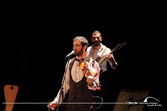 Concert: Gehad Omran Project - 9 Feb 2020
