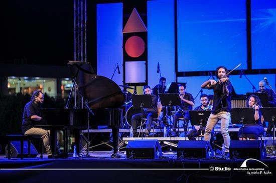 حفل موسيقي: فؤاد ومنيب، وفريق ميشيل راوندز (أستراليا) - 16 أغسطس 2020