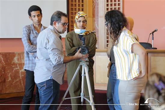 ورشة عمل صناعة الأفلام منخفضة التكاليف ( 16 -20 أغسطس 2020)