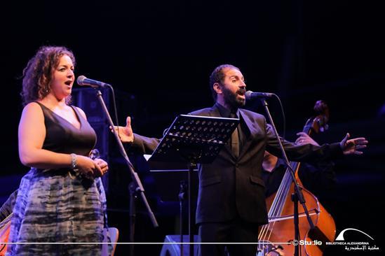 حفل موسيقي: أوركسترا مكتبة الإسكندرية - 19 اغسطس 2020