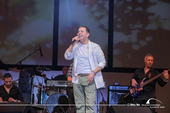 حفل موسيقي: مدحت صالح -21 أغسطس 2020