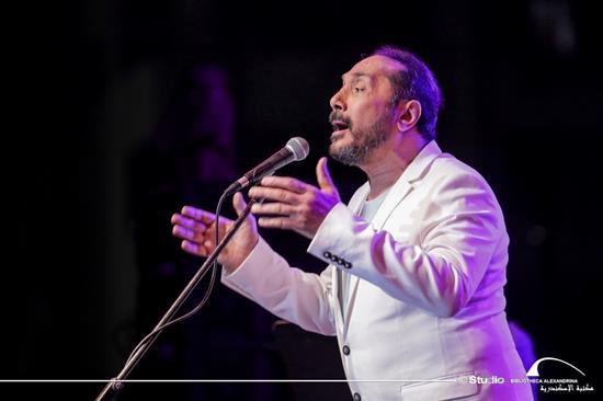 حفل موسيقي: علي الحجار  - 27 أغسطس 2020