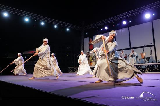 عرض راقص: مركز مدحت فوزي لفنون العصا بملوي – 28 أغسطس 2020