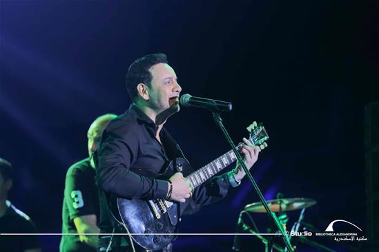 حفل موسيقي: مصطفى قمر  - 29 أغسطس 2020