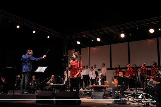 Concert : Le chœur arabe du palais culturel - 18 septembre 2020