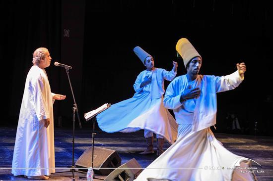 Chant soufi : Le Mawlawiyah égyptien -  4 décembre 2020