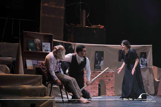 """عرض مسرحي: """"فرانكشتاين""""  - 24  ديسمبر 2020"""