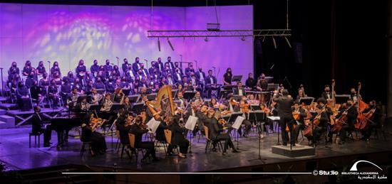 Un concert célébrant le centenaire du Dr Okasha- 1<sup>er</sup>avril 2021