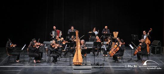 Concert: Est et Ouest -24 avril 2021