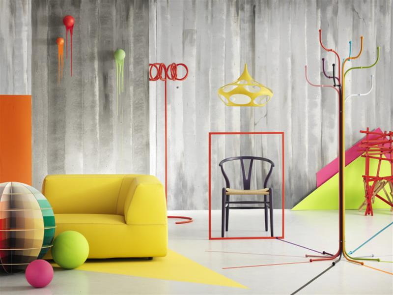 SCIplanet - Color Psychology & Interior Design