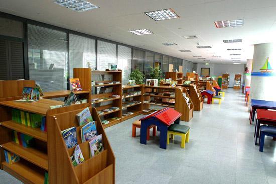 مكتبة الطفل