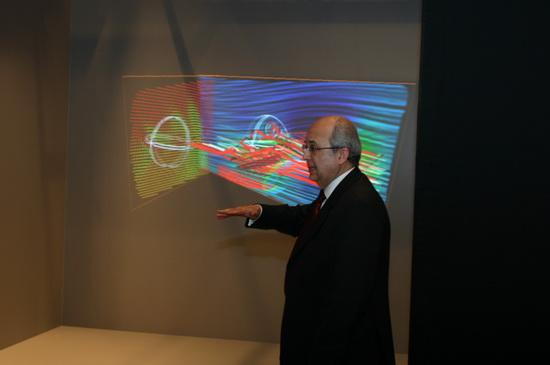 التفاعل الافتراضي في تطبيقات العلوم والتكنولوجيا