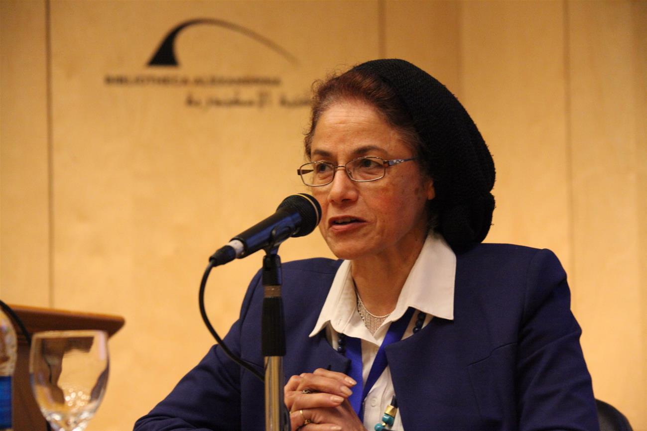 الدكتورة تيسير أبو النصر