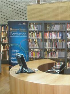 المكتبة الفرنكفونية