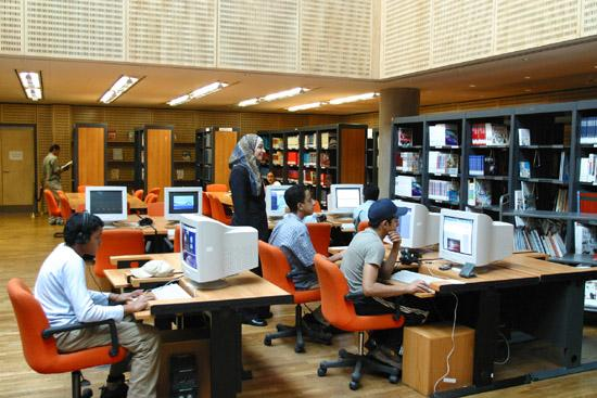 Young People's Library