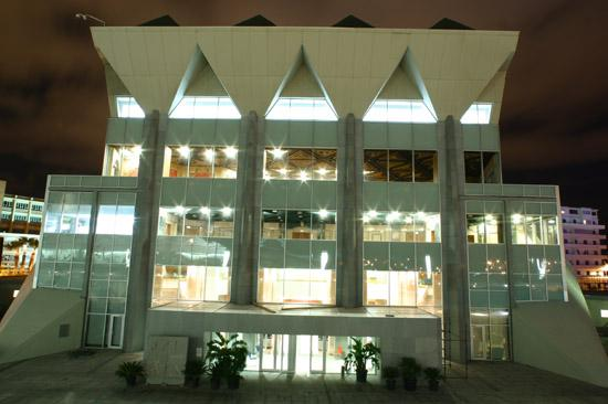 Conference Center- Night View
