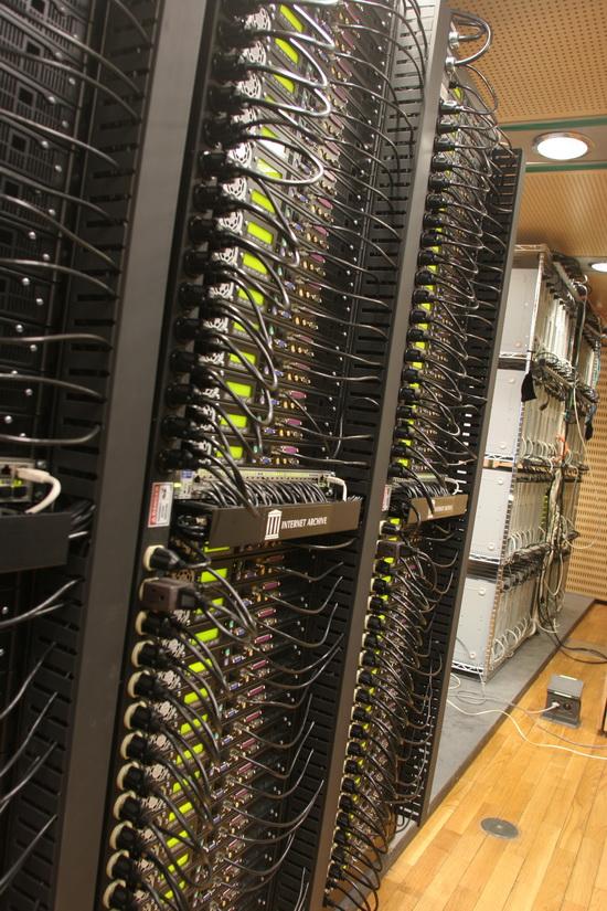 l'Archive Internet