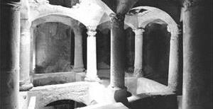 Les citernes d'Alexandrie